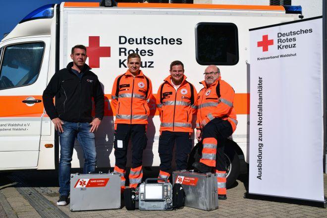 b2882c873d6344 ... Ausbildungsleiter des DRK-Kreisverbands Waldshut